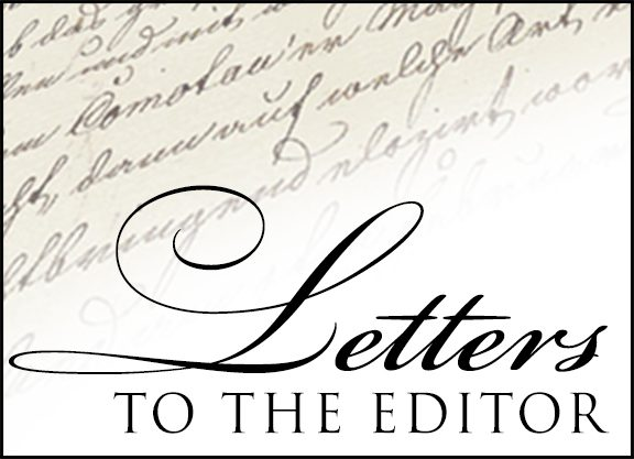 Letter to the Editor: Gretchen Jackson