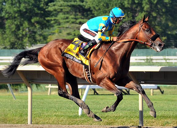 American Pharoah to Stand for $200K