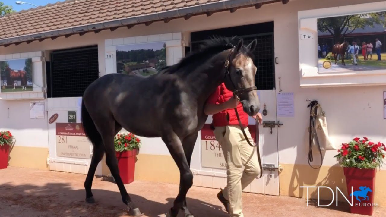 Duncan Taylor Touches Down in Deauville