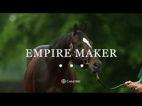Empire Maker, at Gainesway